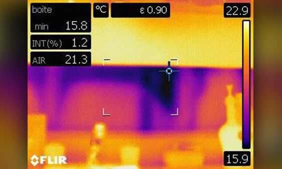 Thermographie granby st-hyacinthe